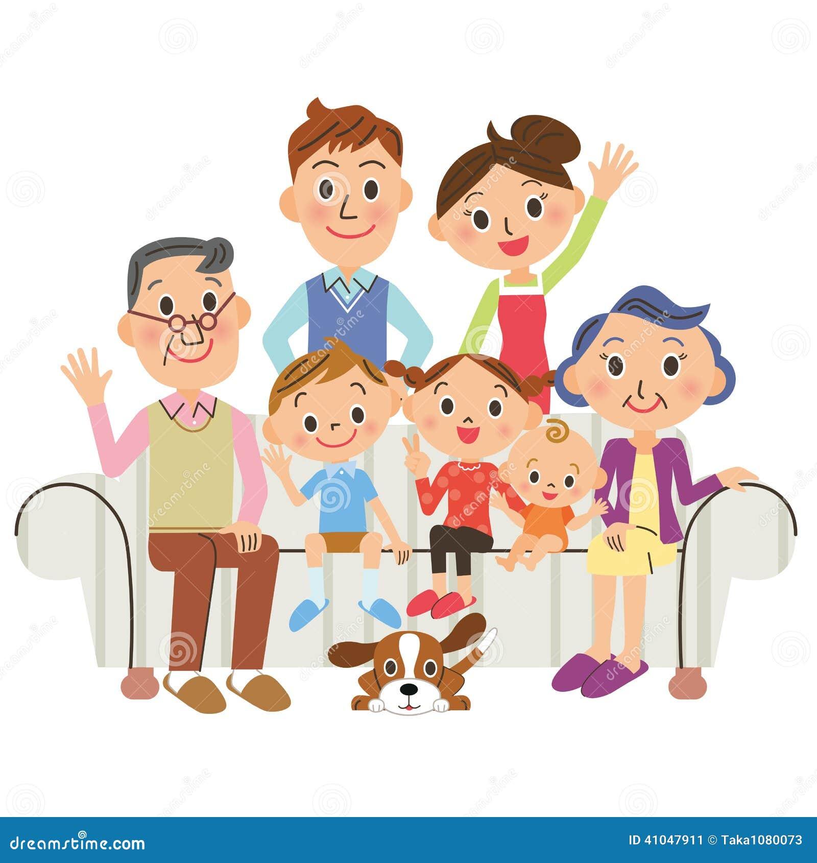 , Generación de vida de la familia tercera