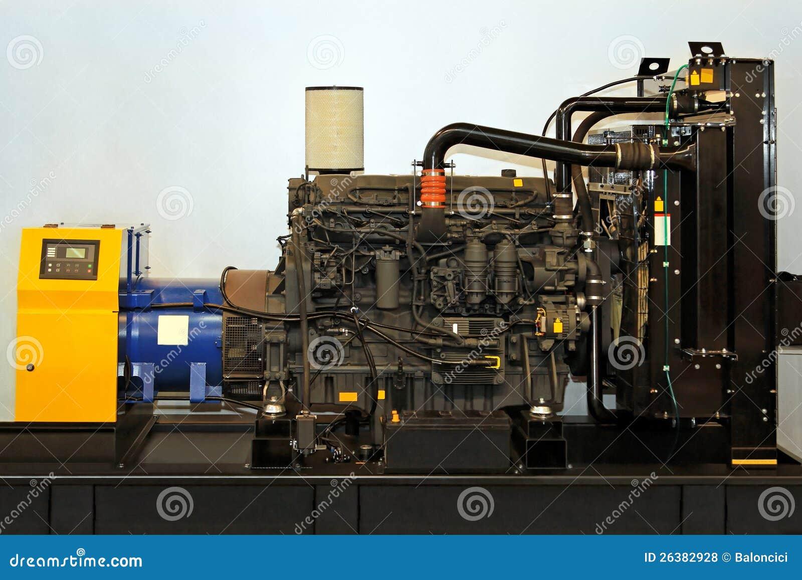Generador de potencia