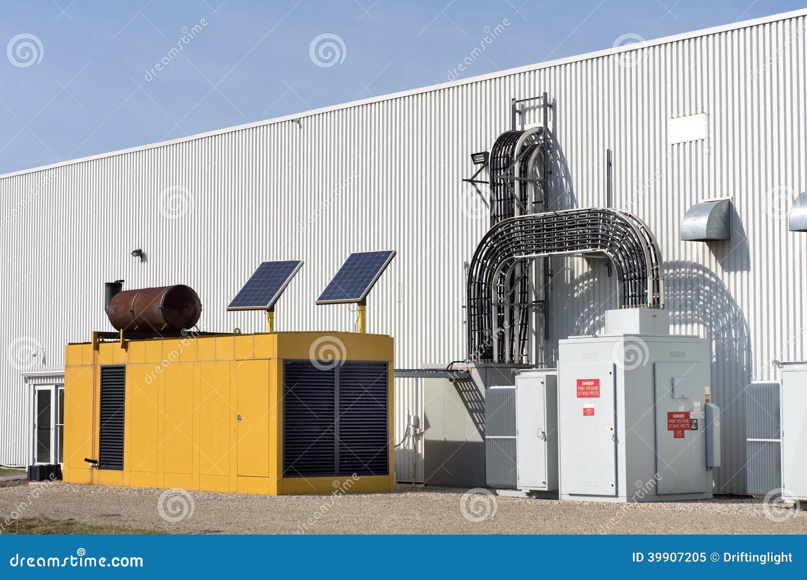 Generador espera
