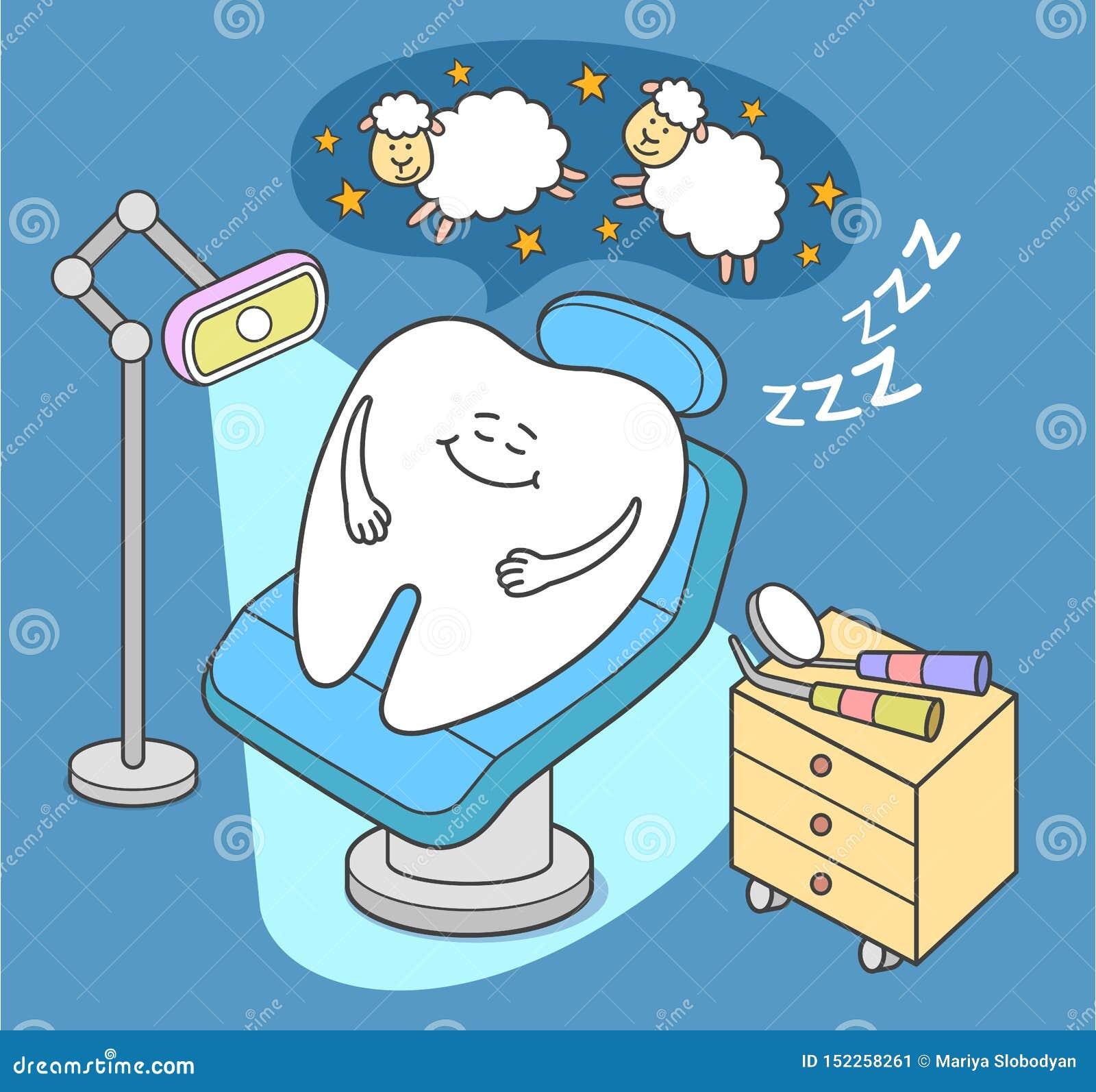 Anesthesia Cartoon