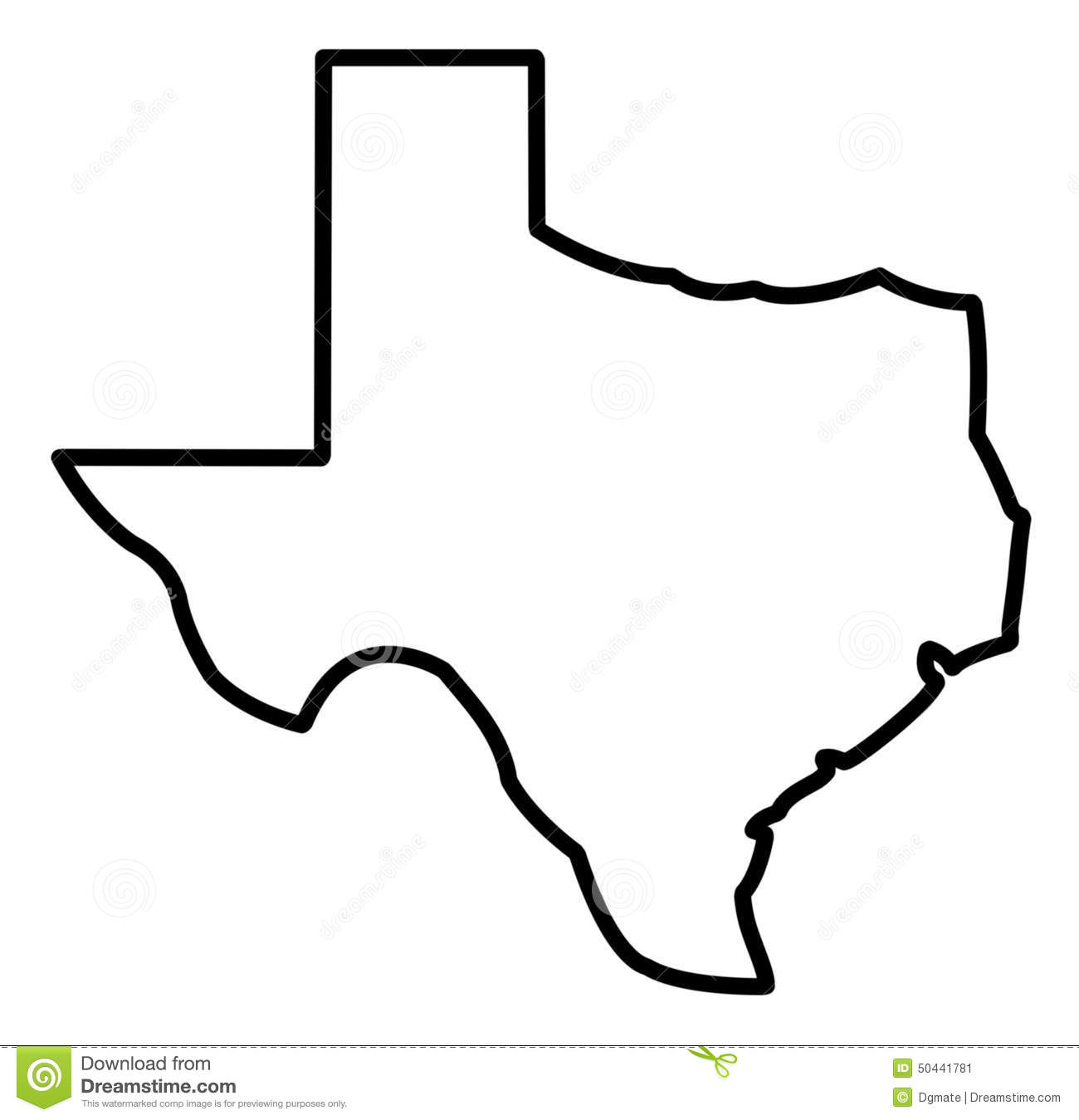 Free Map Of Texas.General Map Of Texas Stock Illustration Illustration Of Background