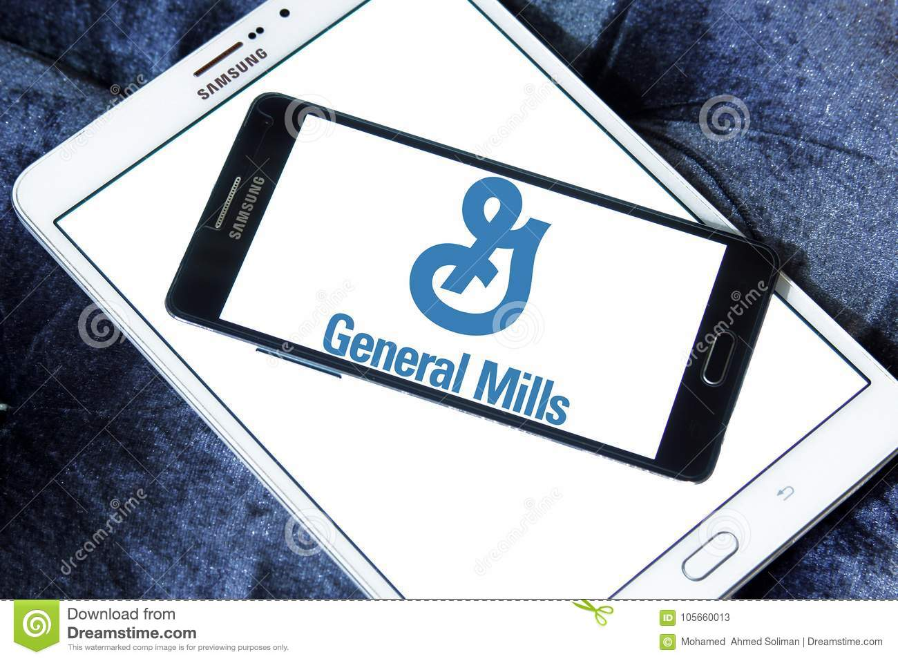 General Mills Company Logo Editorial Stock Photo Image Of Consumer