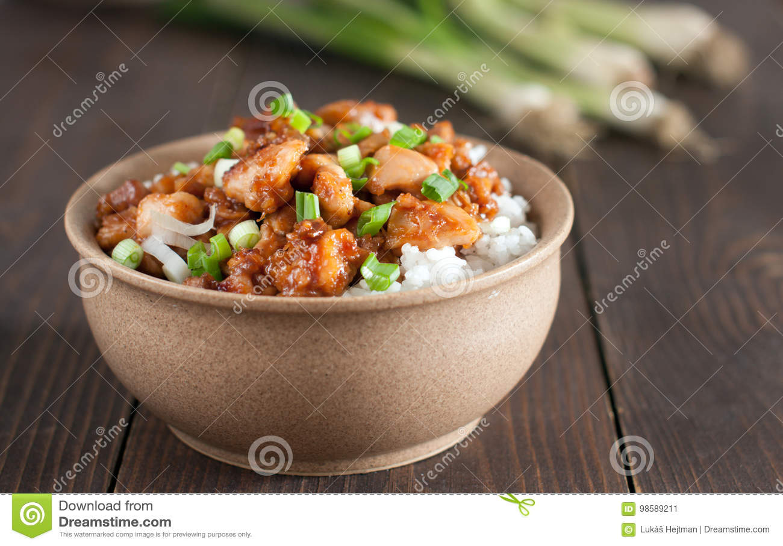 General Tso`s chicken
