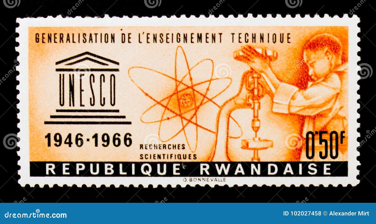 Generalization Of The Education Technics, UNESCO 20th