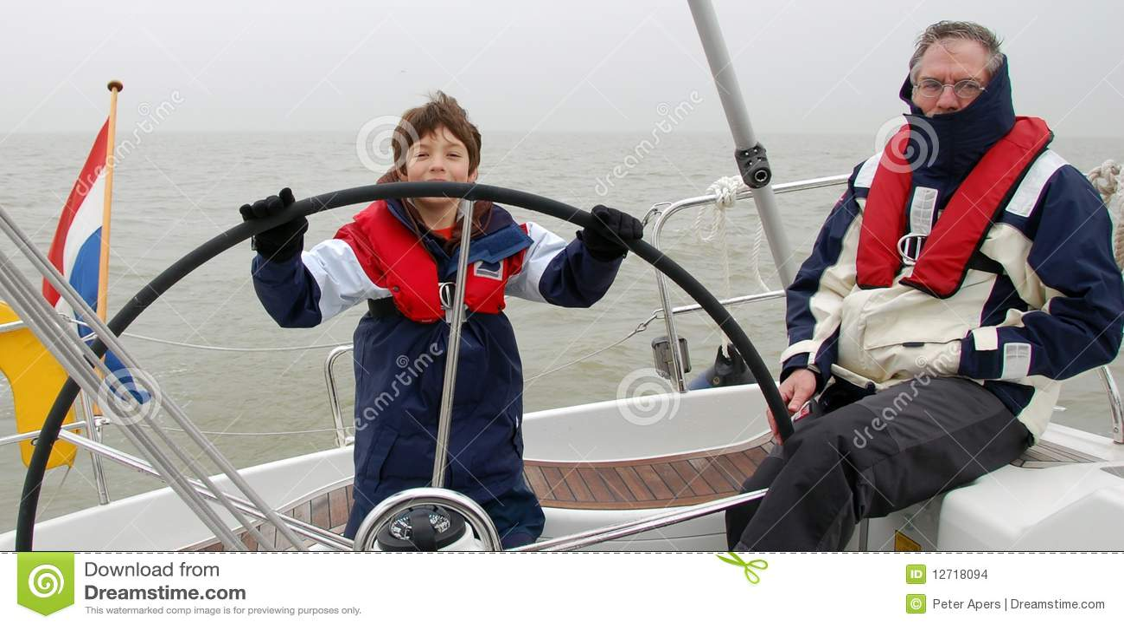 Generations of sailors