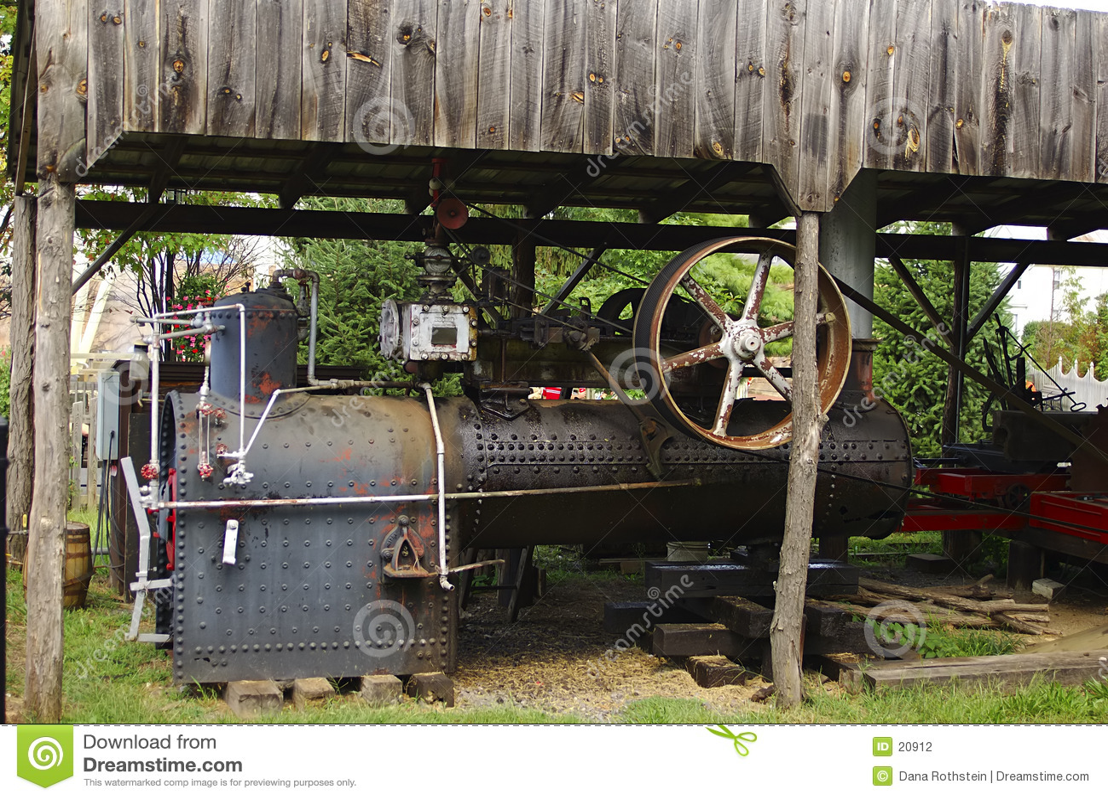 Generatore antico