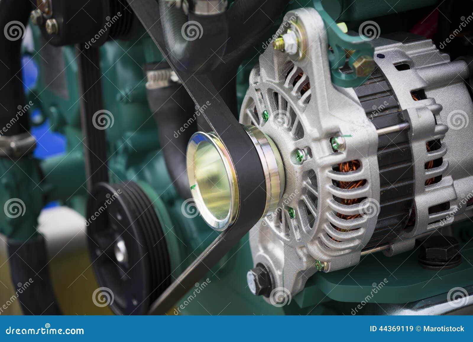 Generatore del motore