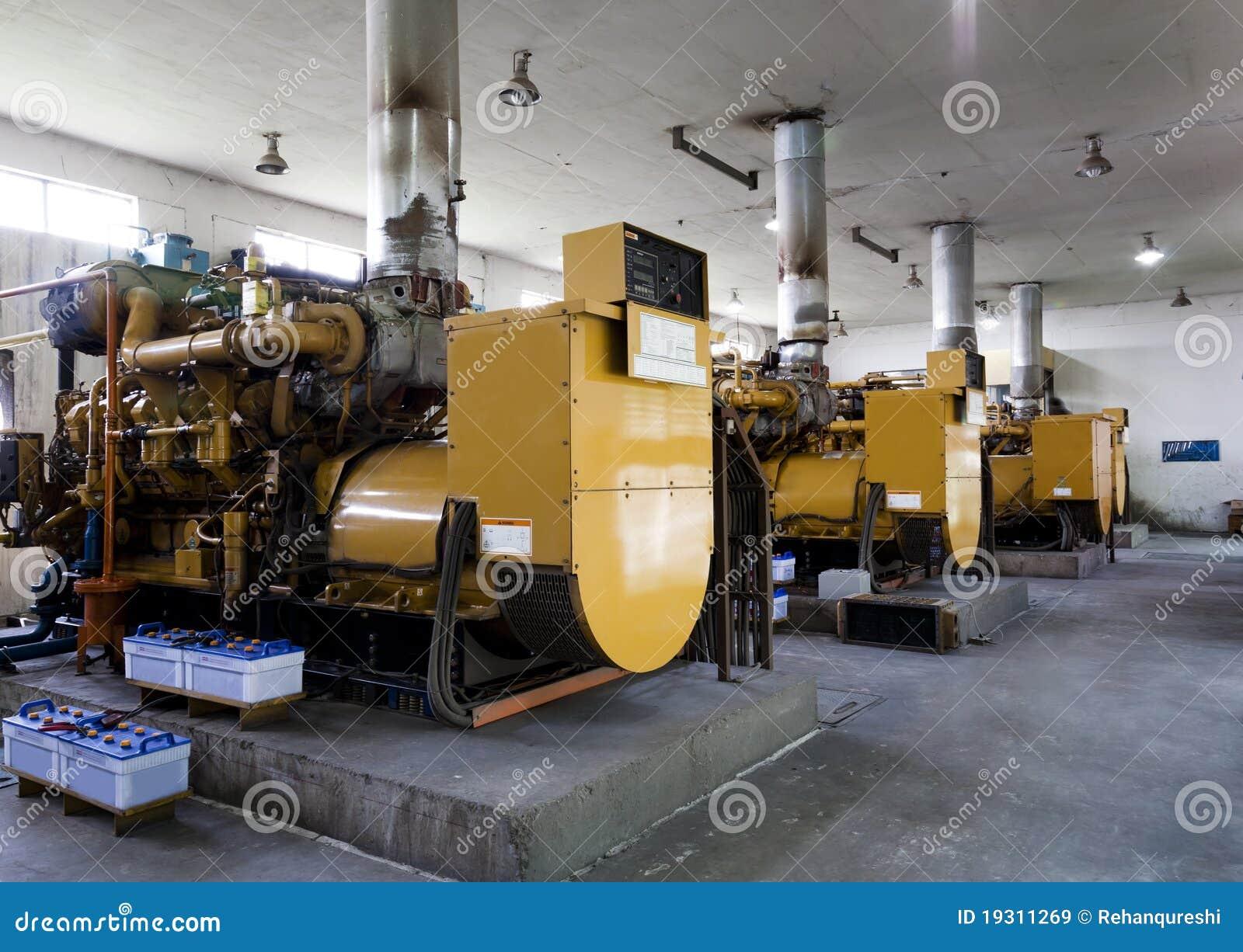 Generatori diesel