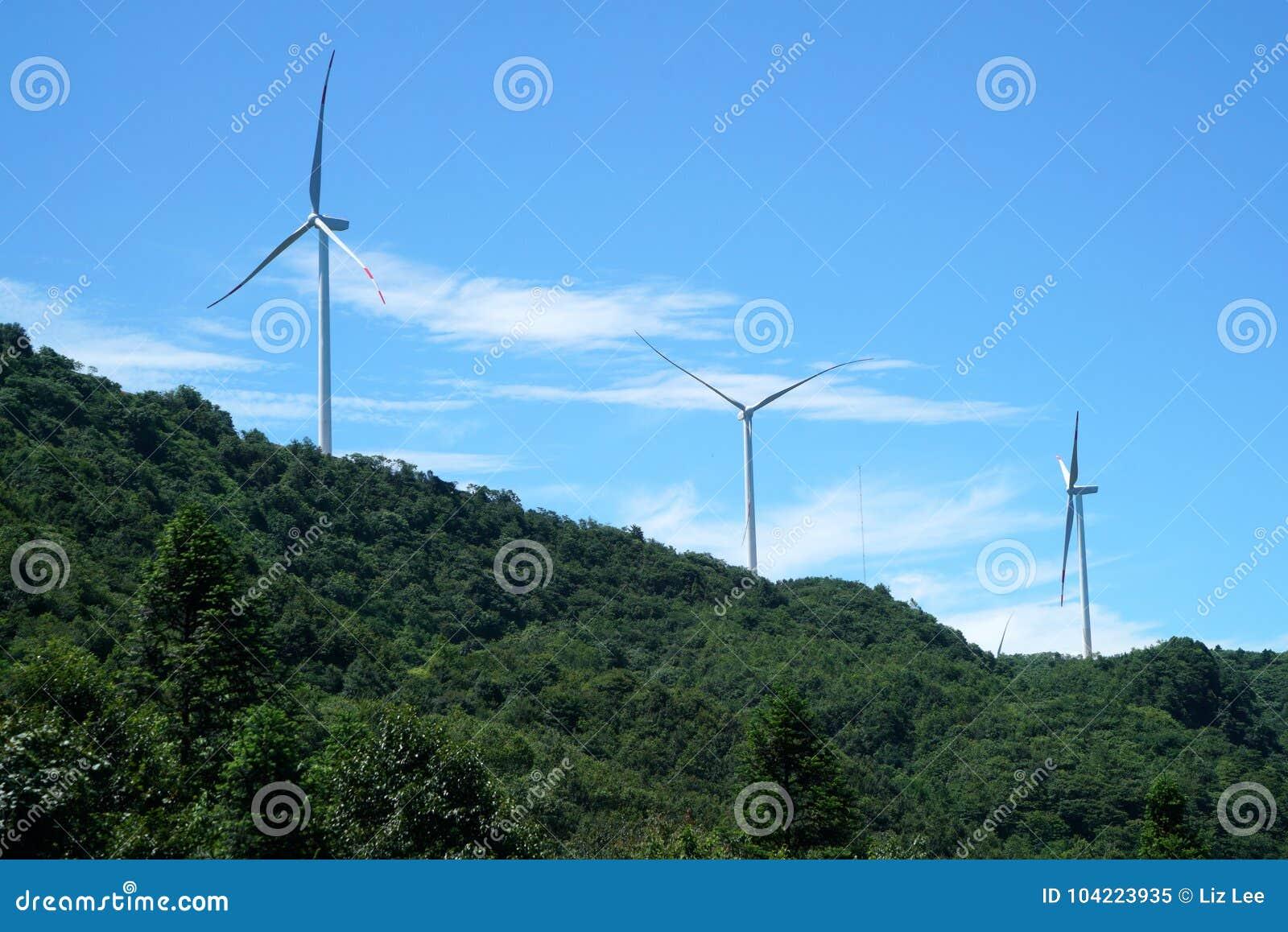 Generatori eolici in porcellana