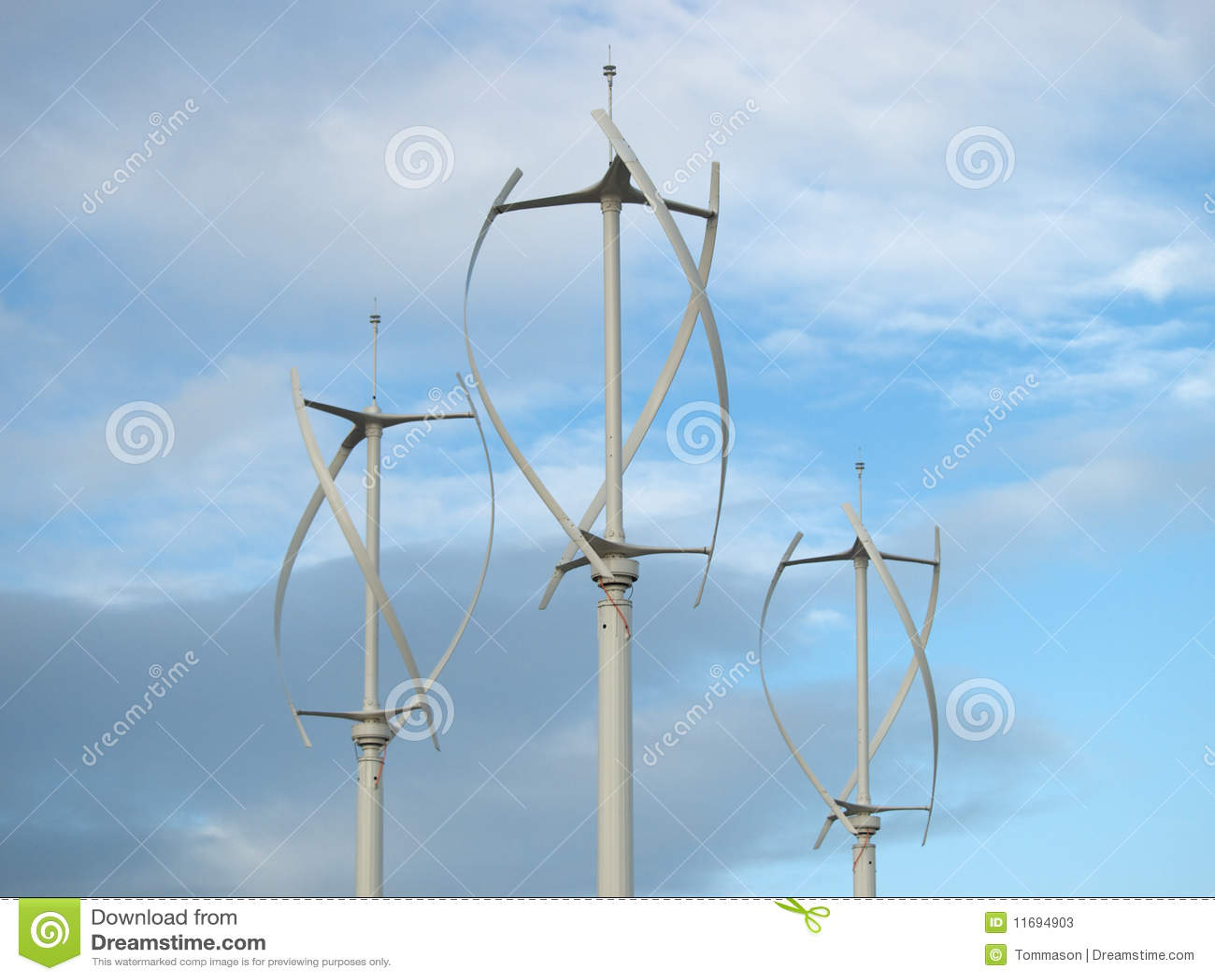 Generatoru wiatr