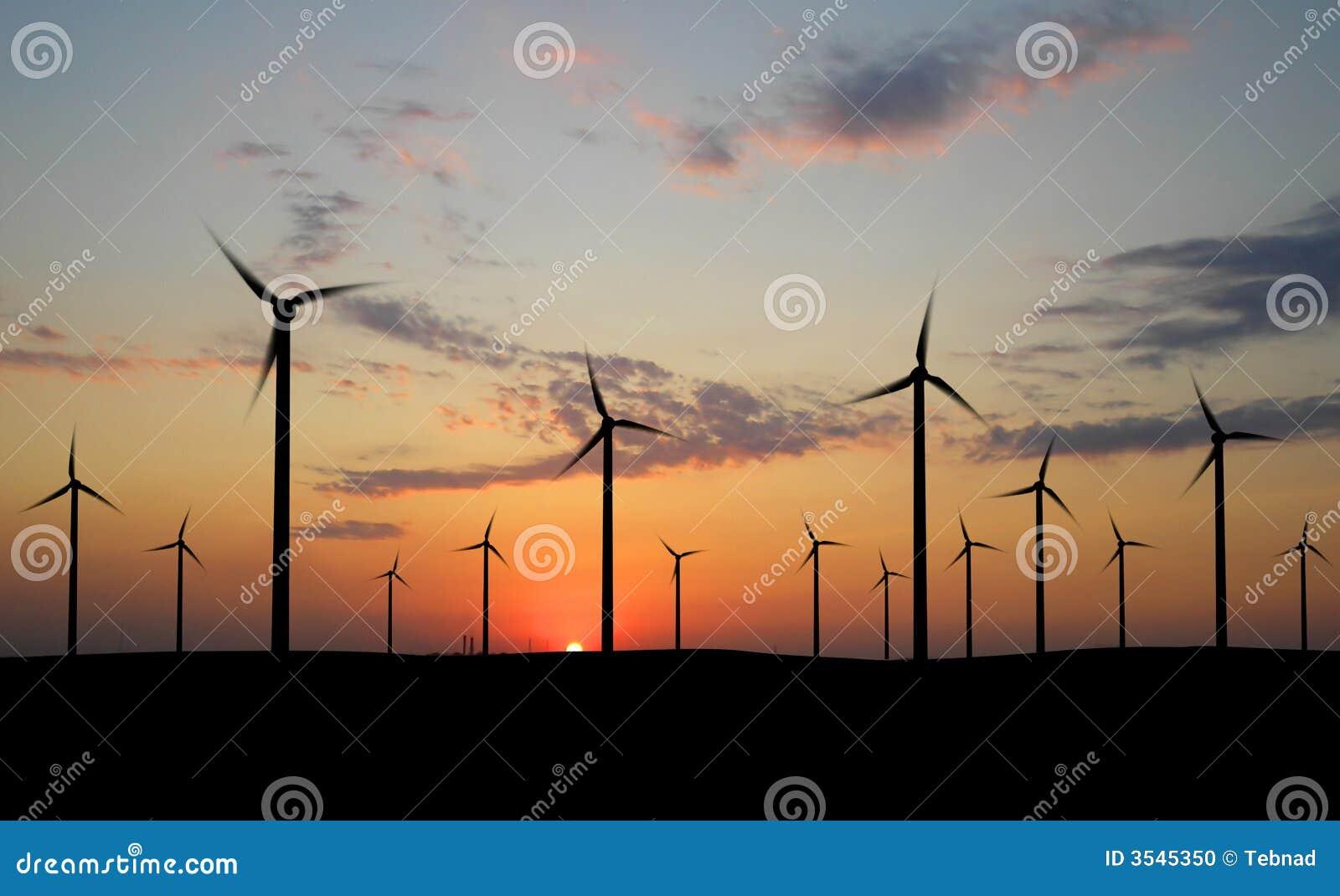 Generatorwind