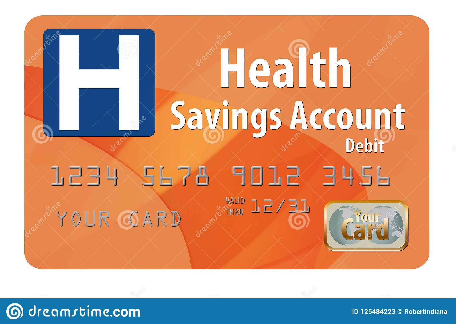 How to use the Savings Bank card