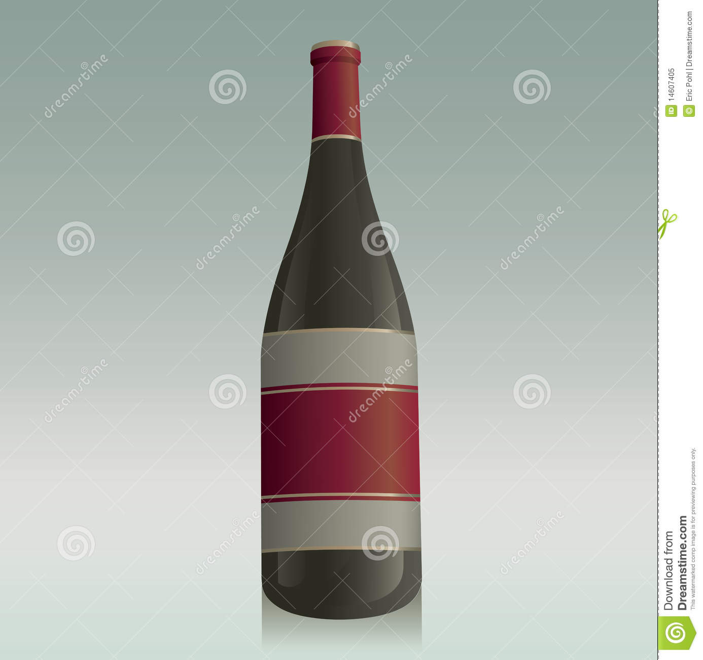 generic wine bottle royalty free stock photo image 14607405 With generic wine labels