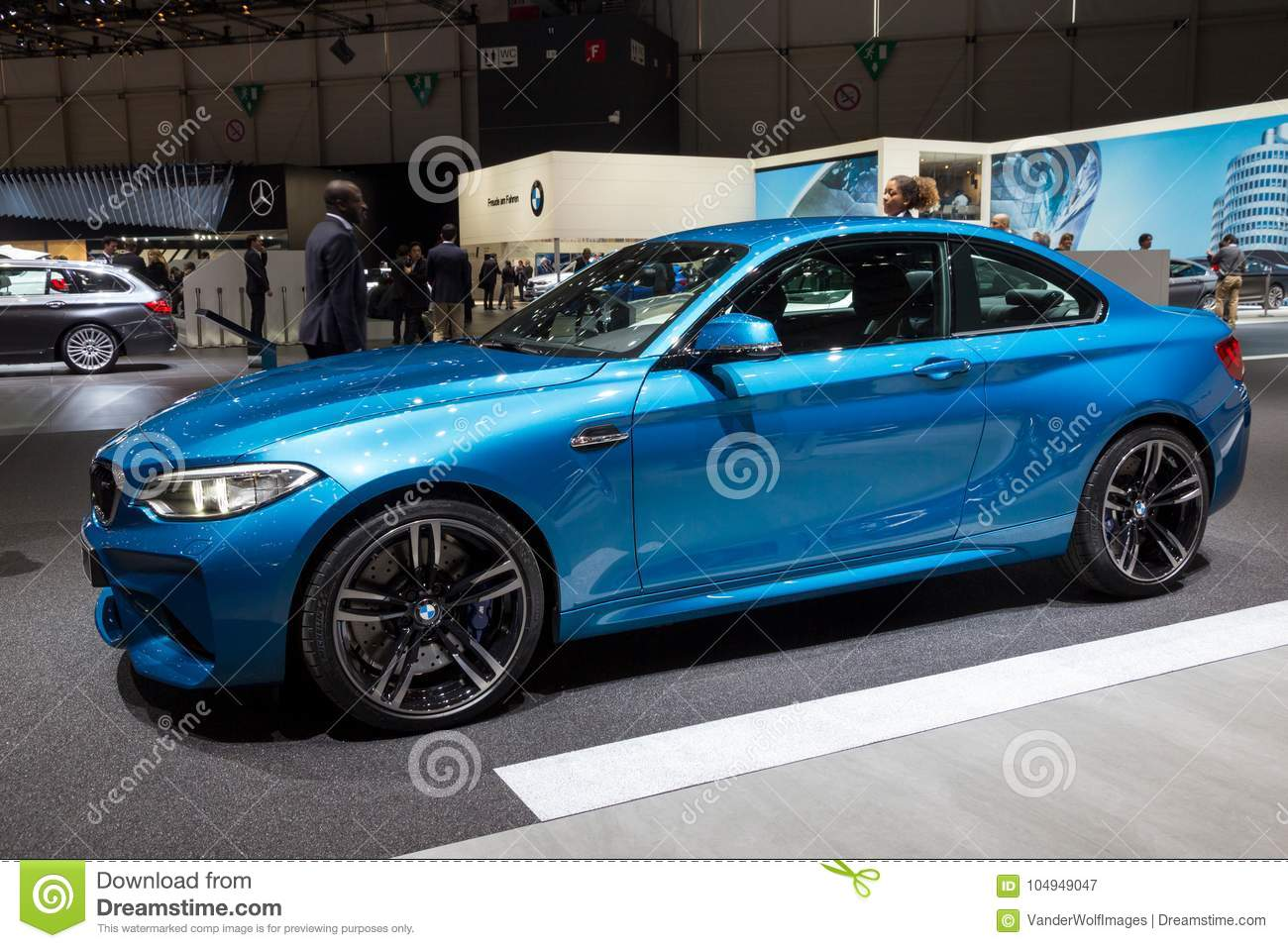 bmw m2 coupe car editorial photography image of automobile 104949047