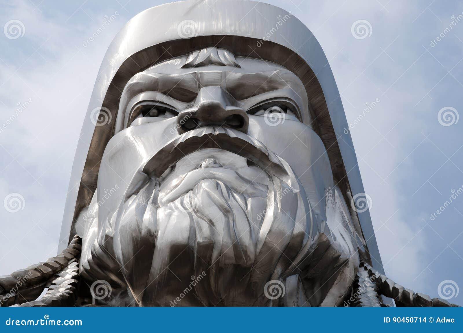 Genghis Khan Equestrian Statue - Mongoliet
