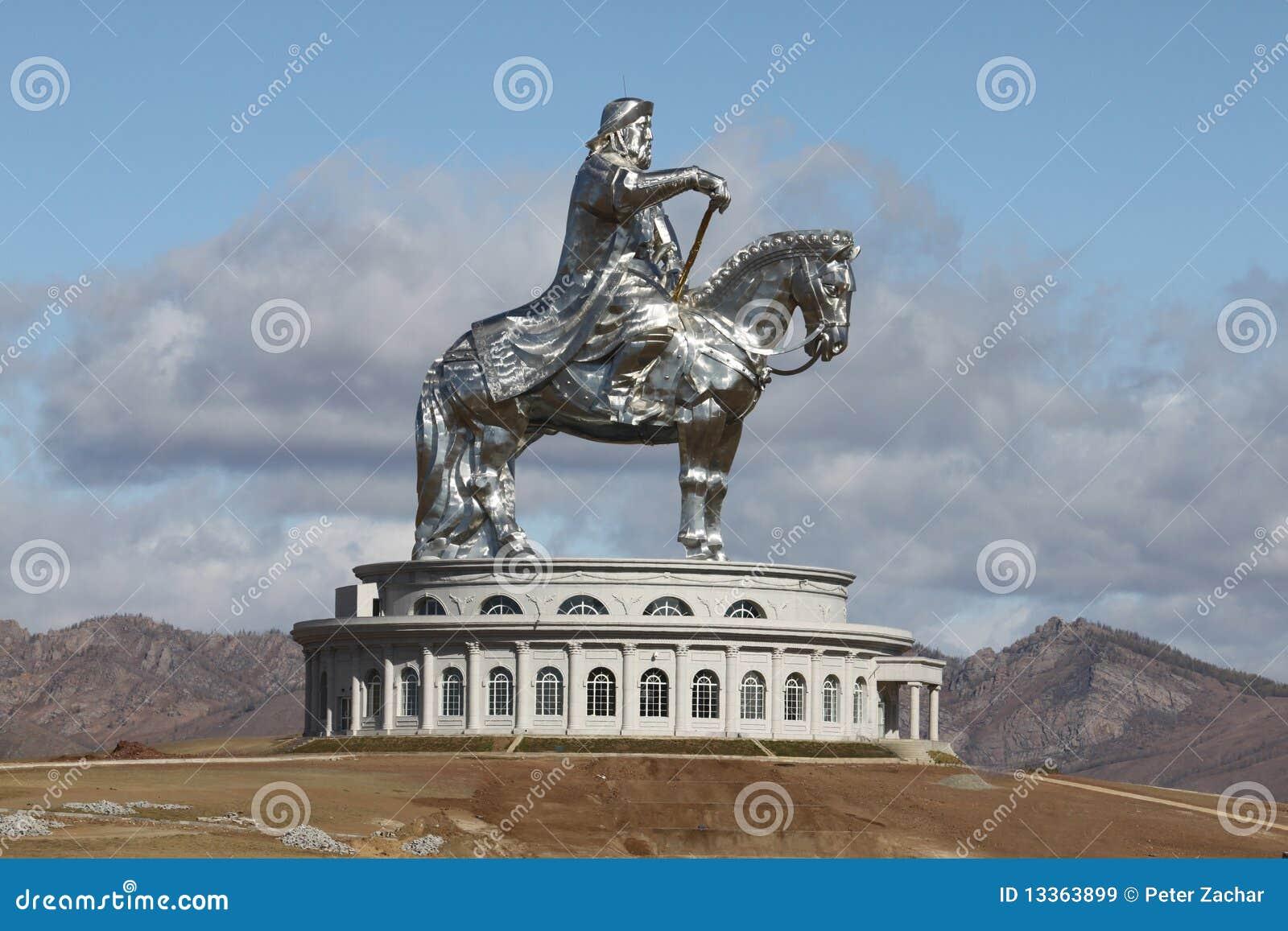 Genghiskhan蒙古