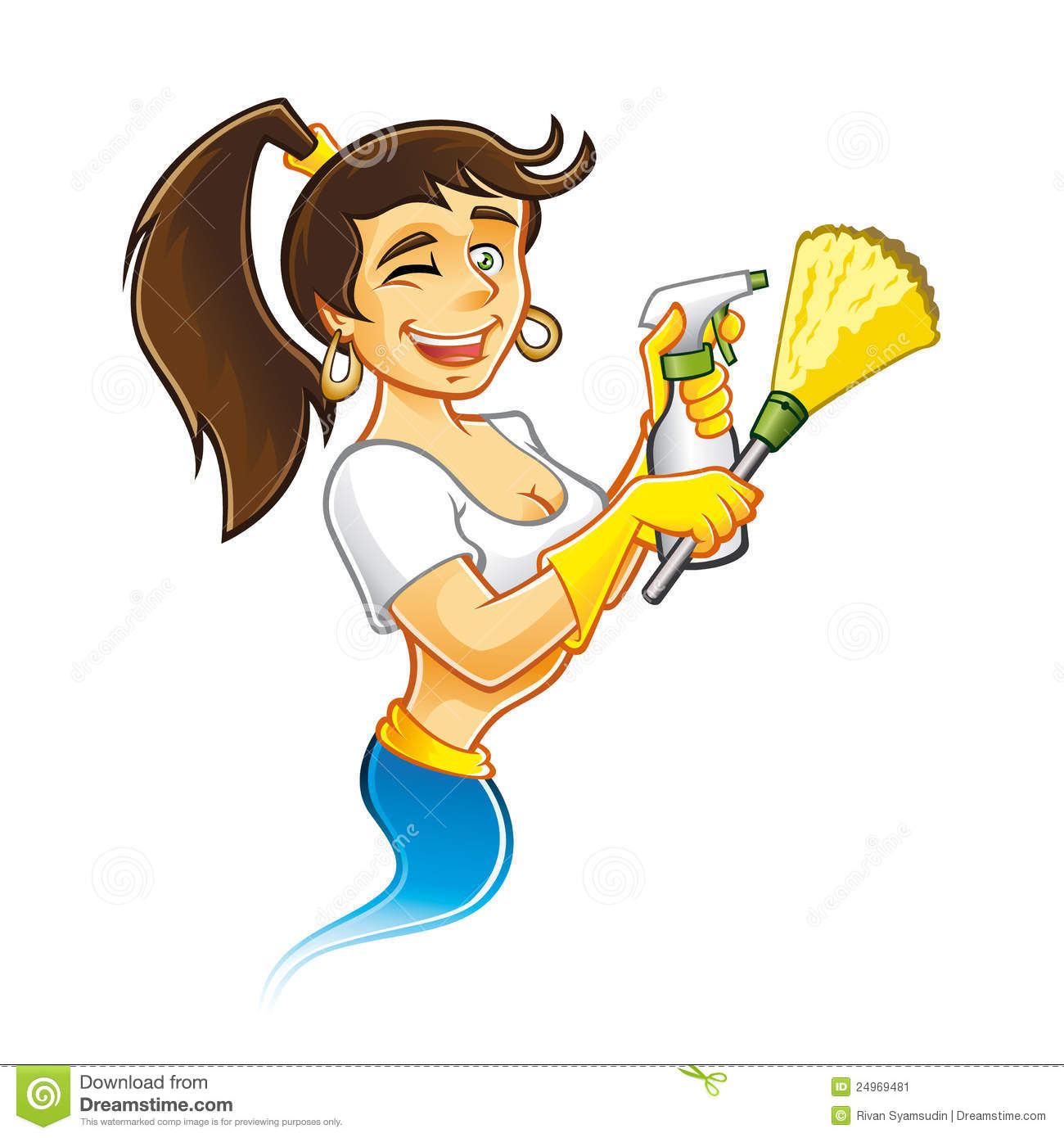 genie cleaner female stock image image 24969481 wing clip art outline wing clip art free