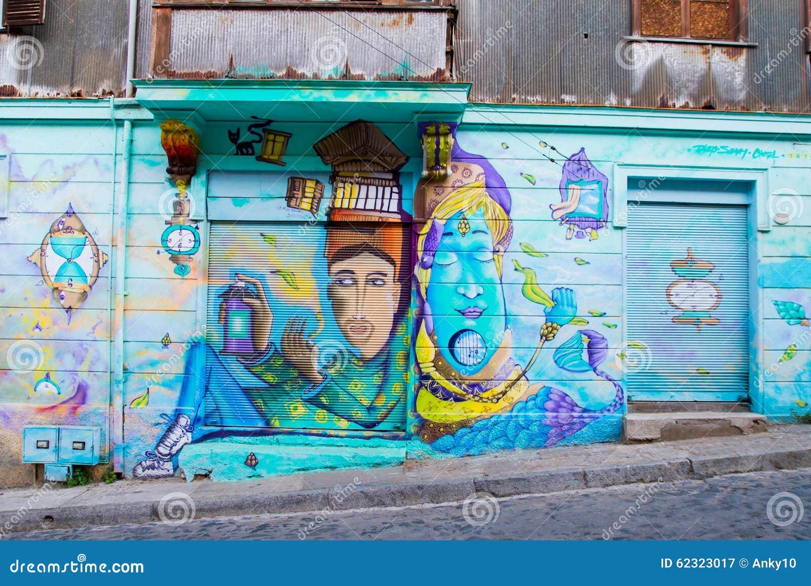 Genie Colourful-portretten