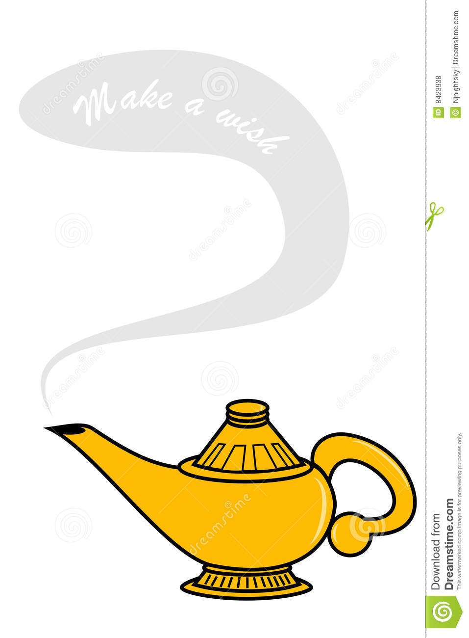 Genie lamp stock photos pictures royalty free genie - Royalty Free Stock Photo Genie Lamp