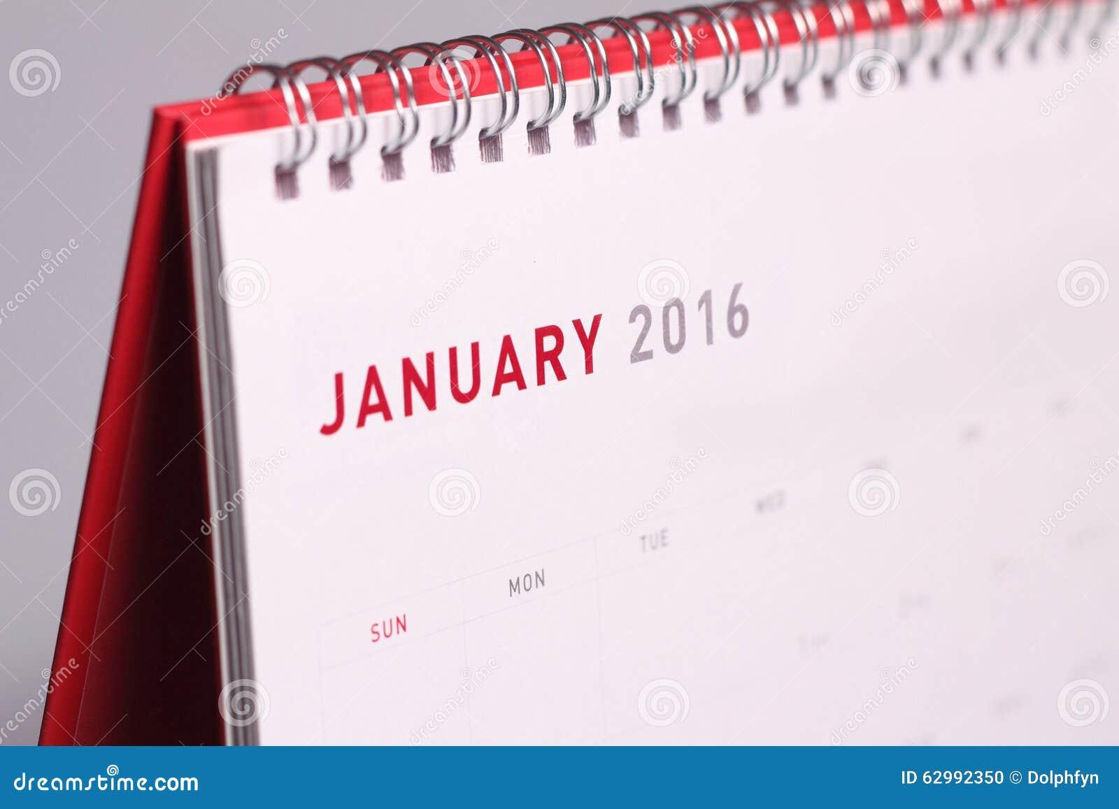 Gennaio 2016