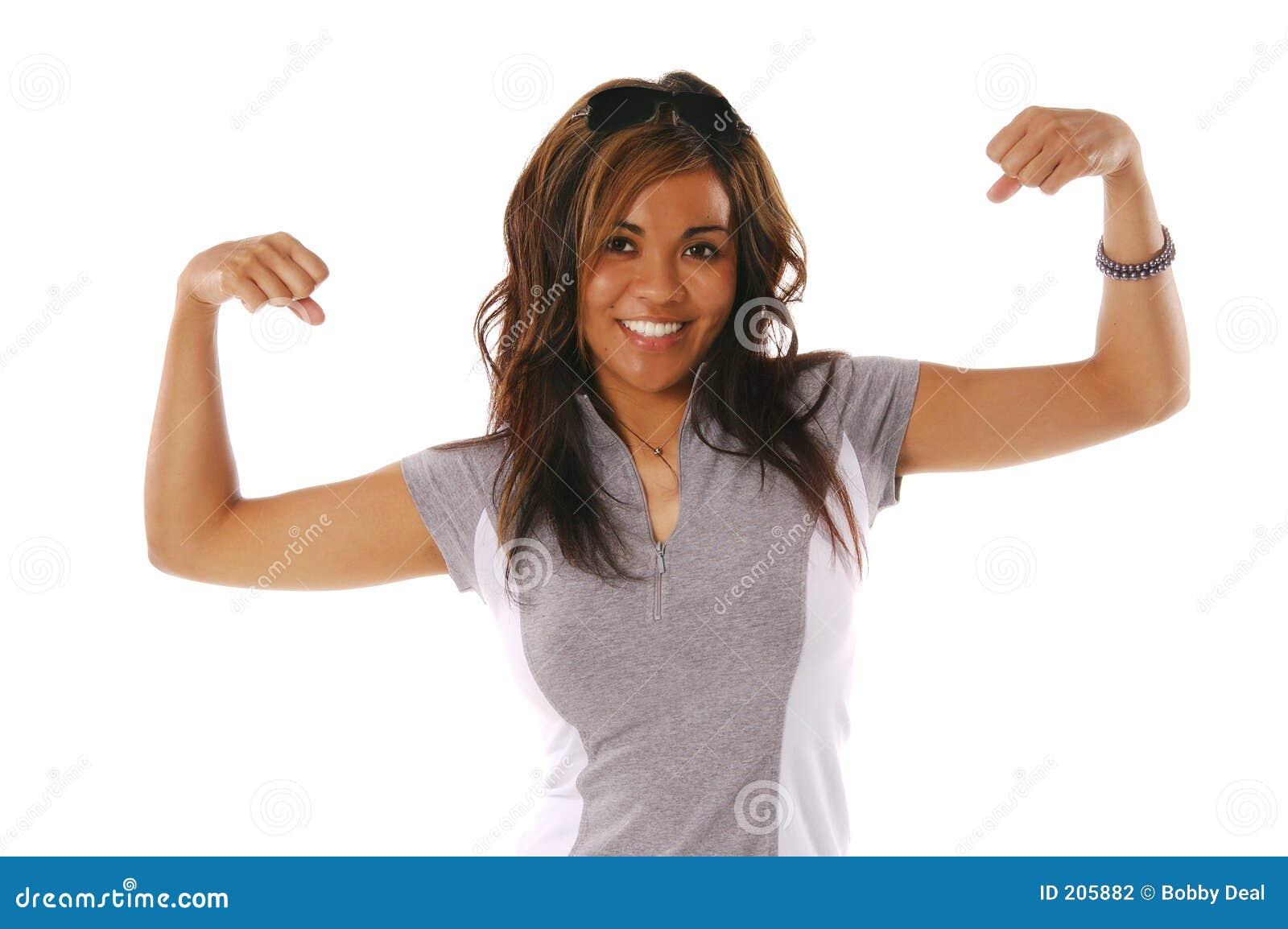 Genomkörare för 5 kvinna