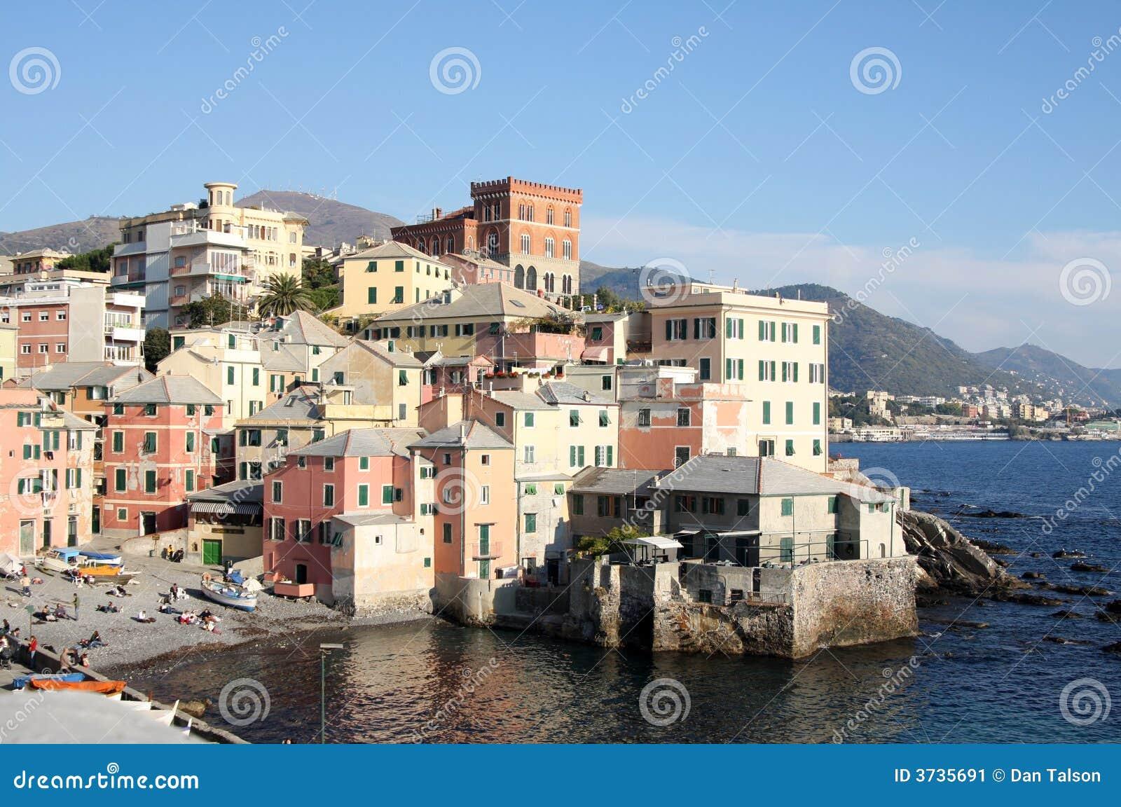 Genova coast