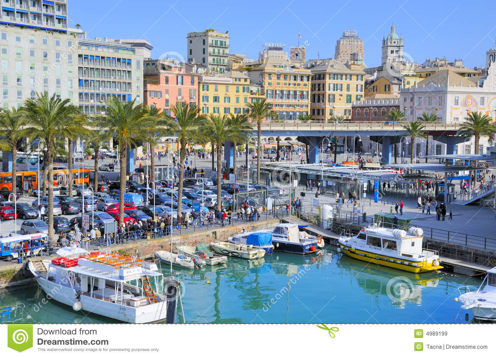 Genova port editorial stock image image of antico summer for Mynova