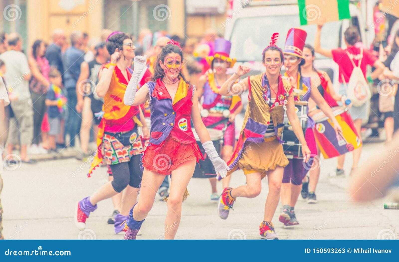 Genova Pride Parade 2019