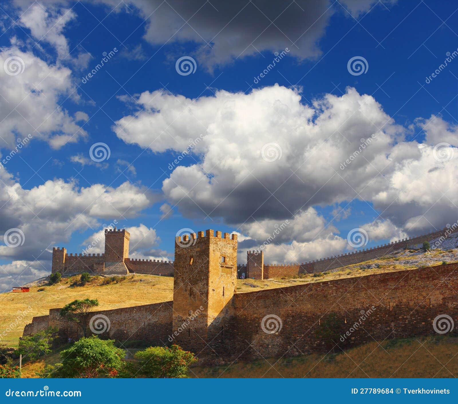 Genovese fästning