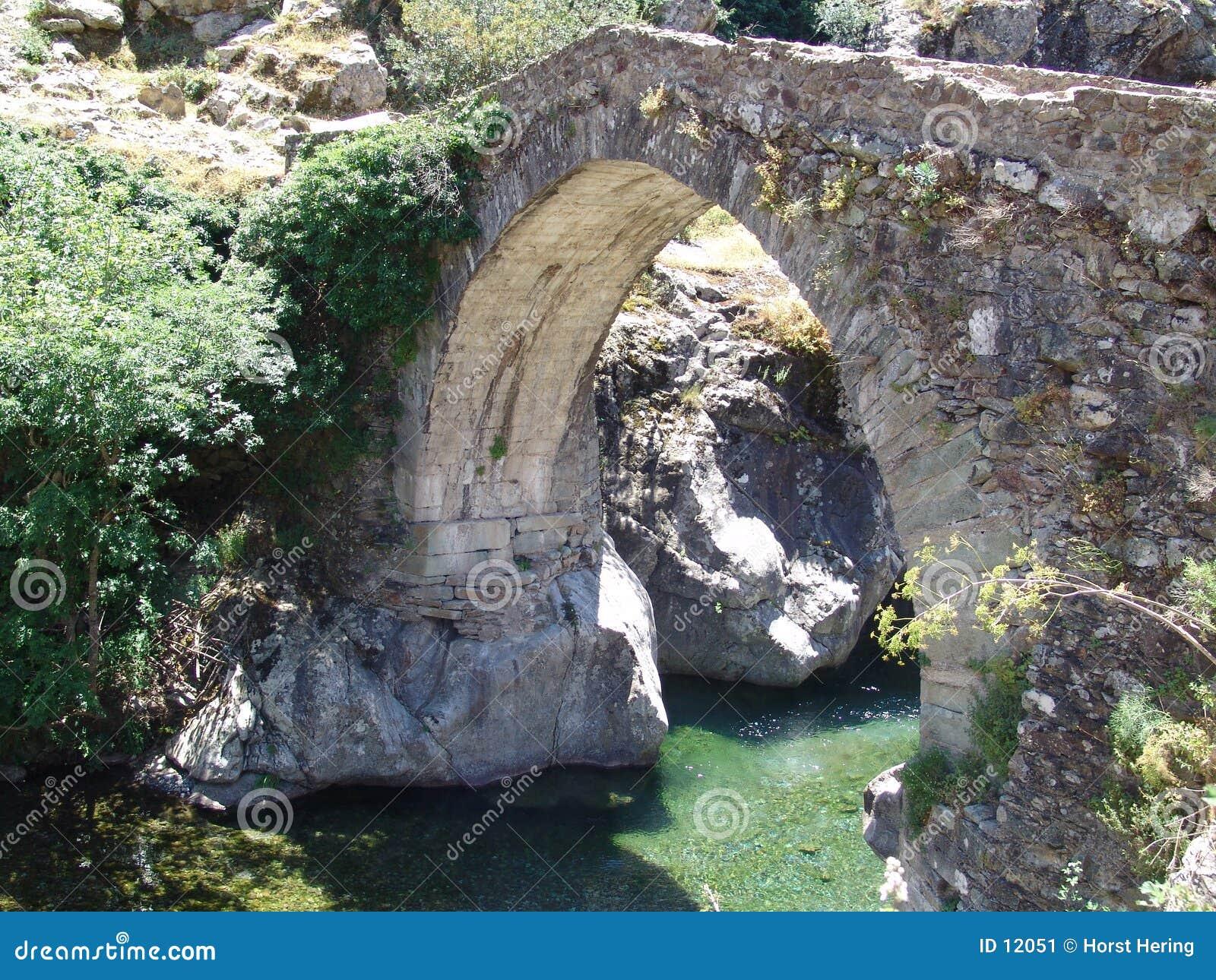 Genovese gammalt för bro