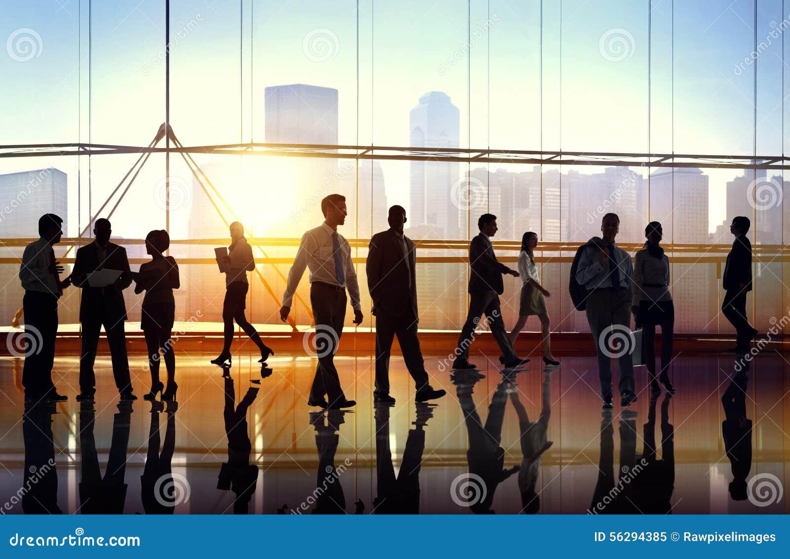 Gens d affaires de collaboration Team Teamwork Peofessional Concept