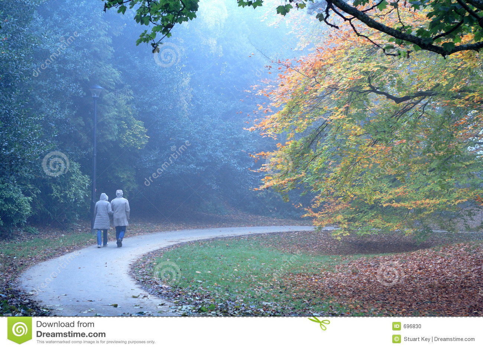Gente del otoño