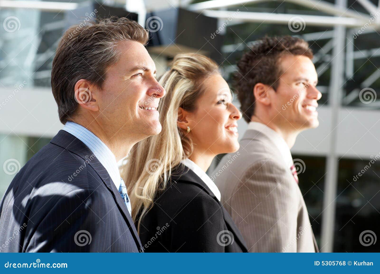 Download Gente di affari fotografia stock. Immagine di ufficio - 5305768