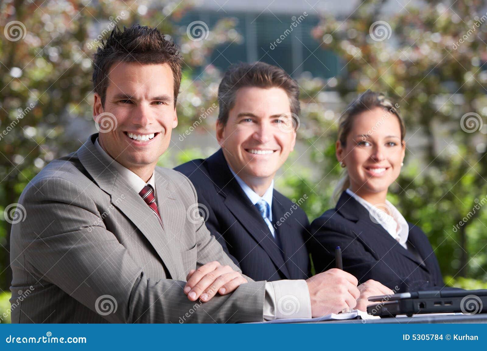 Download Gente di affari fotografia stock. Immagine di riuscito - 5305784