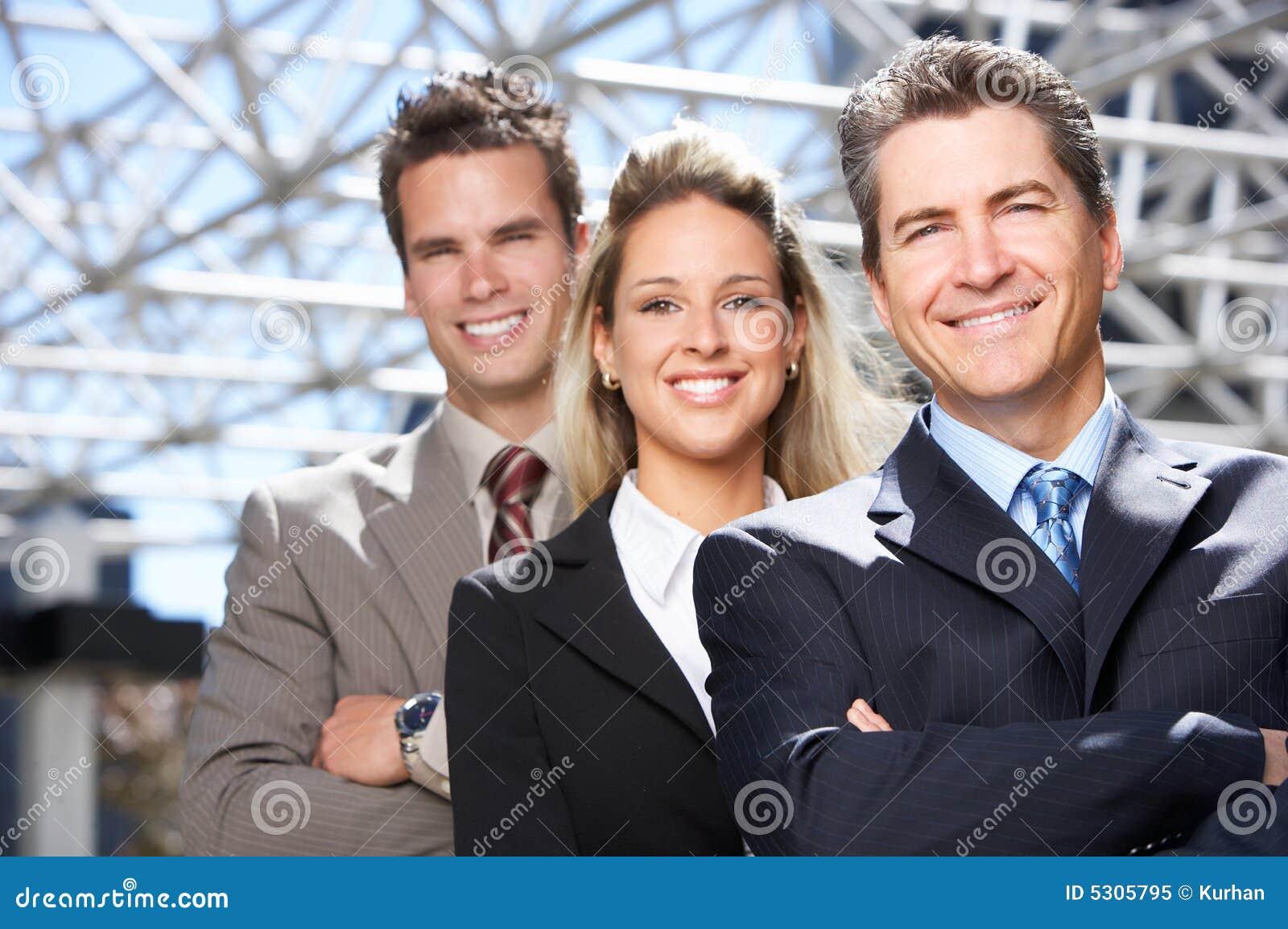 Download Gente di affari immagine stock. Immagine di riuscito, lavoro - 5305795