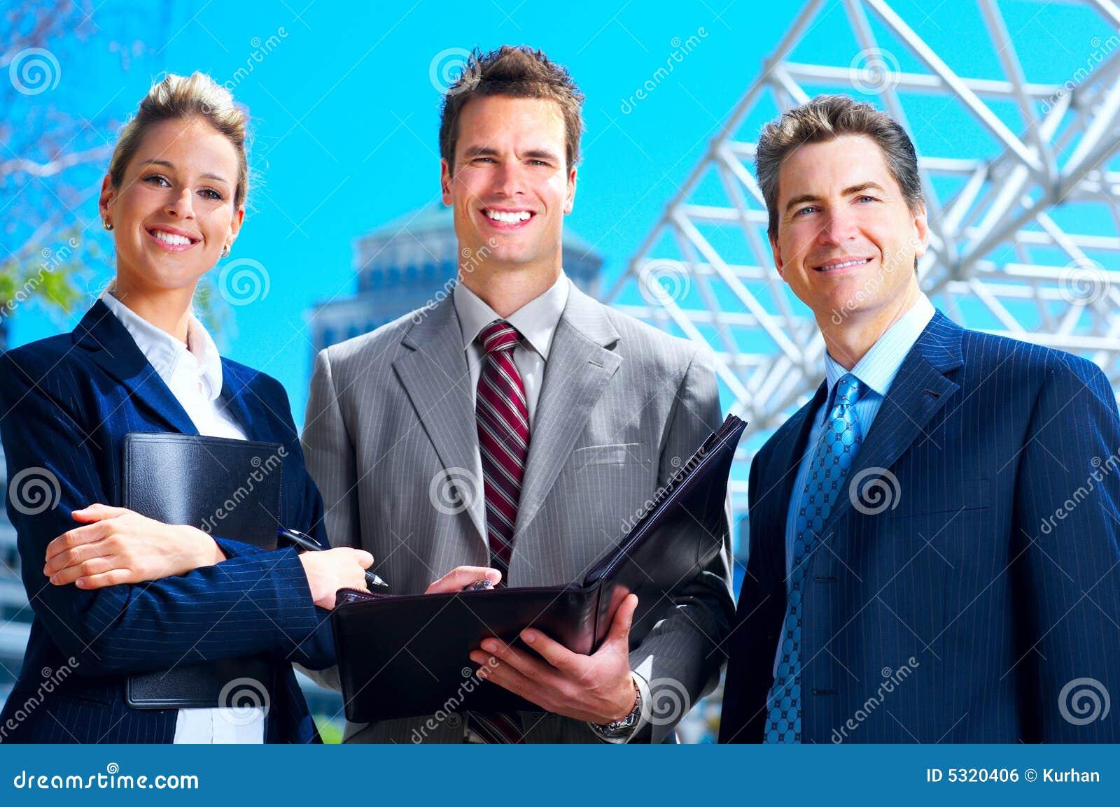 Download Gente di affari fotografia stock. Immagine di riunione - 5320406