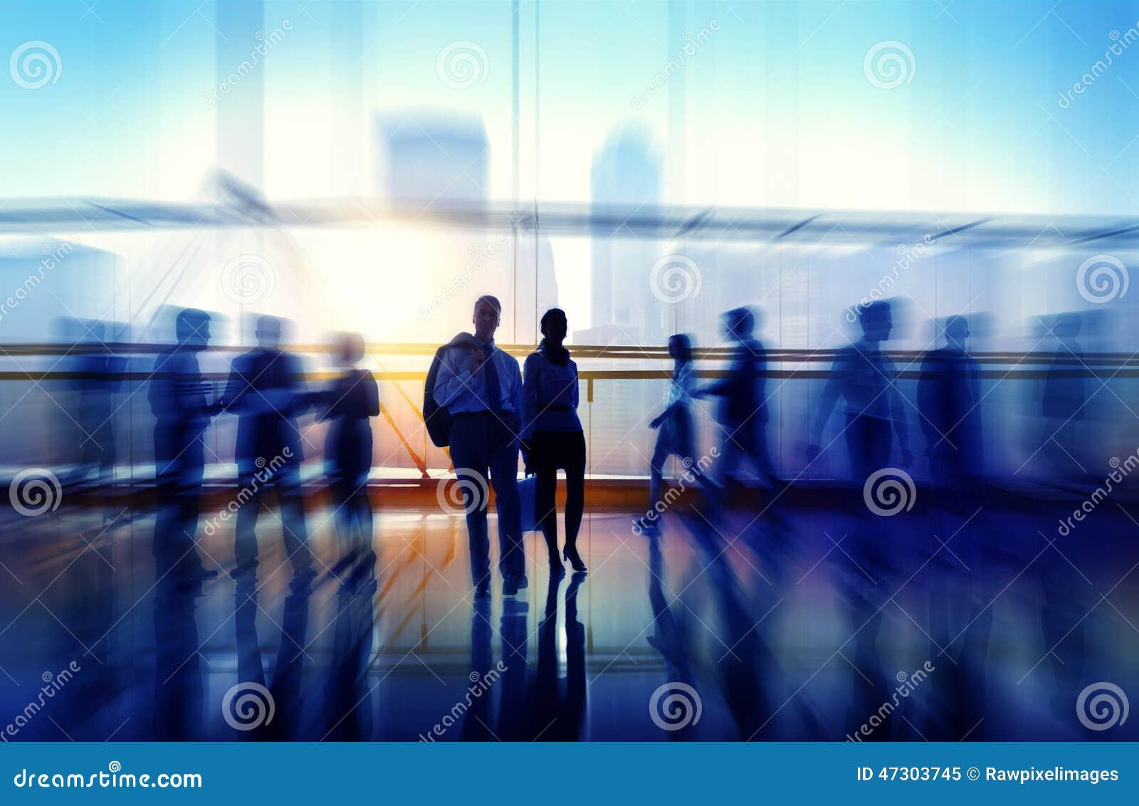 Gente di affari di collaborazione Team Teamwork Peofessional Concept