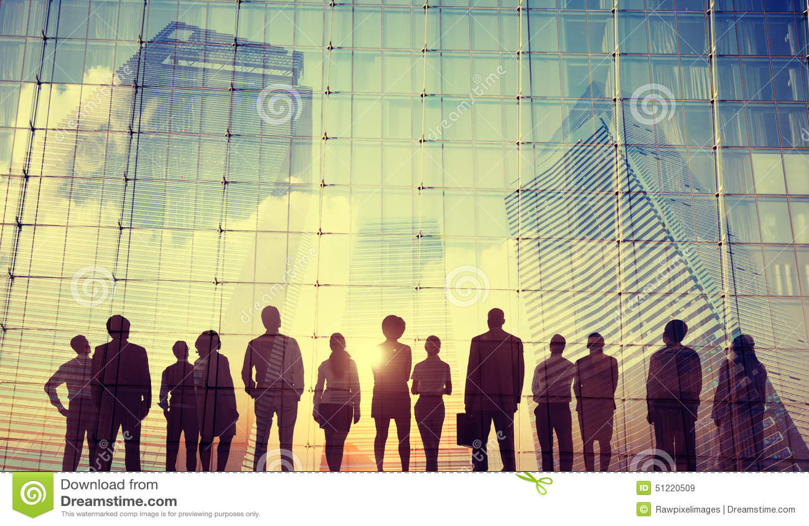 Gente di affari di ispirazione di scopi di missione di crescita di concetto di successo