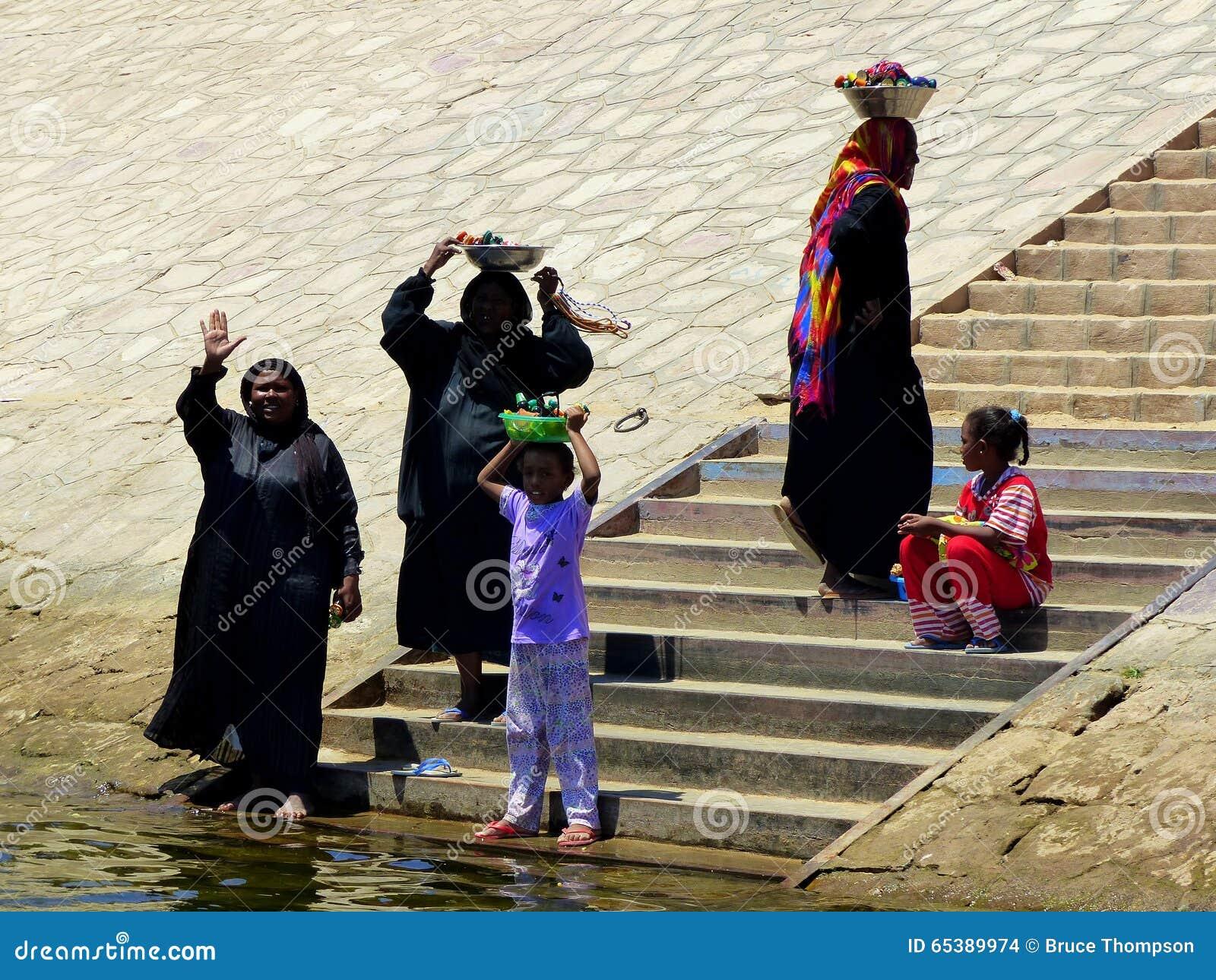 Gente egiziana