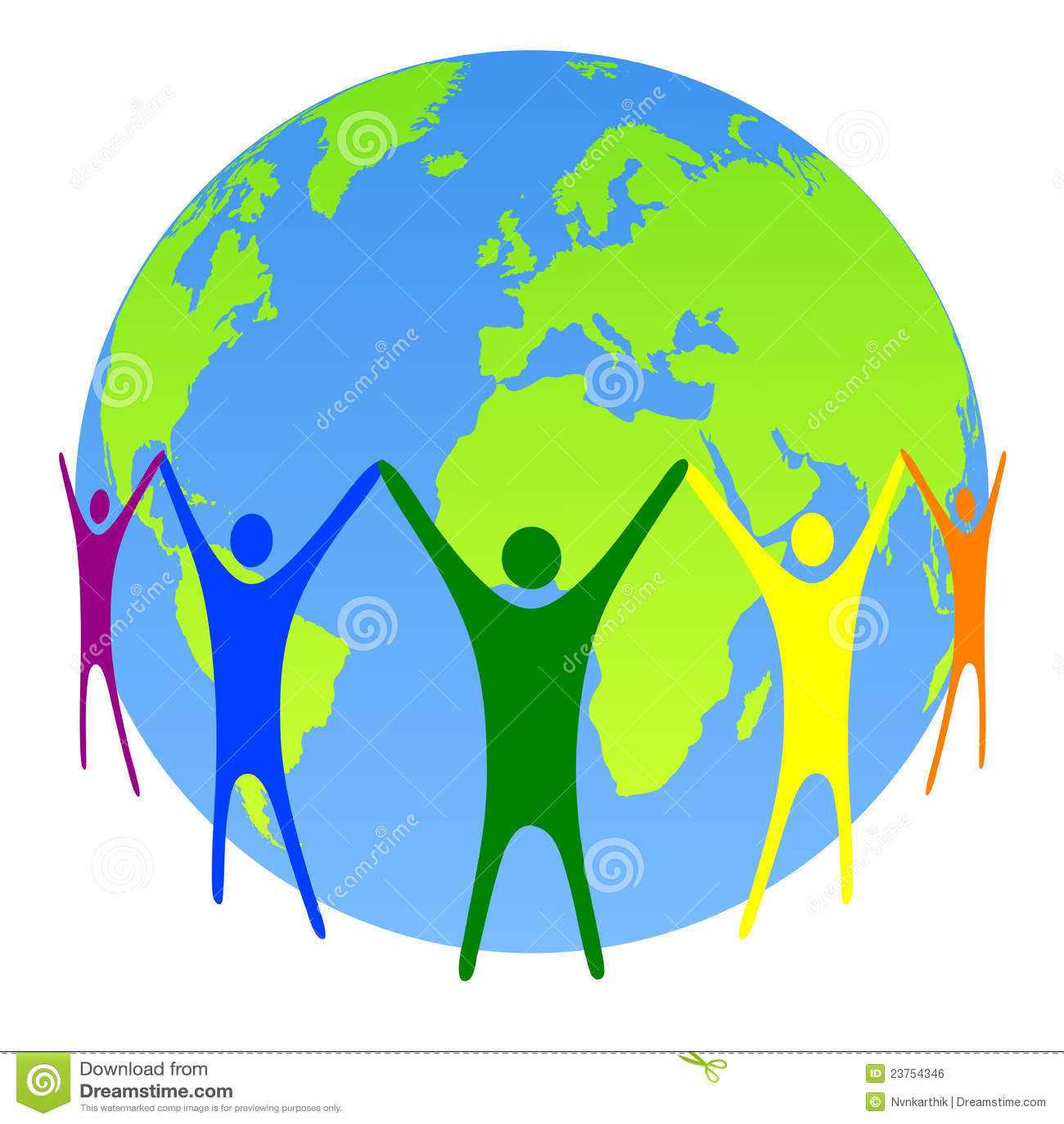 Gente global