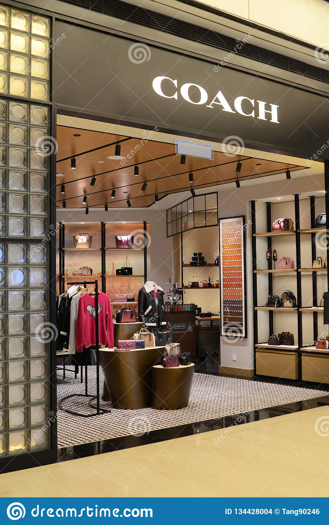 02650c0e9c Coach Inc. based in New York City is a luxury fashion company known for  accessories for women and men