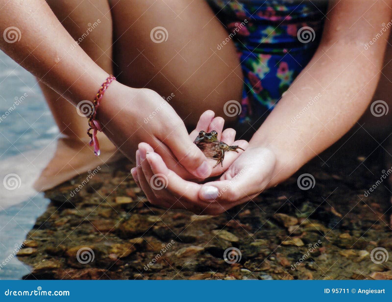 barre gentle hands massage