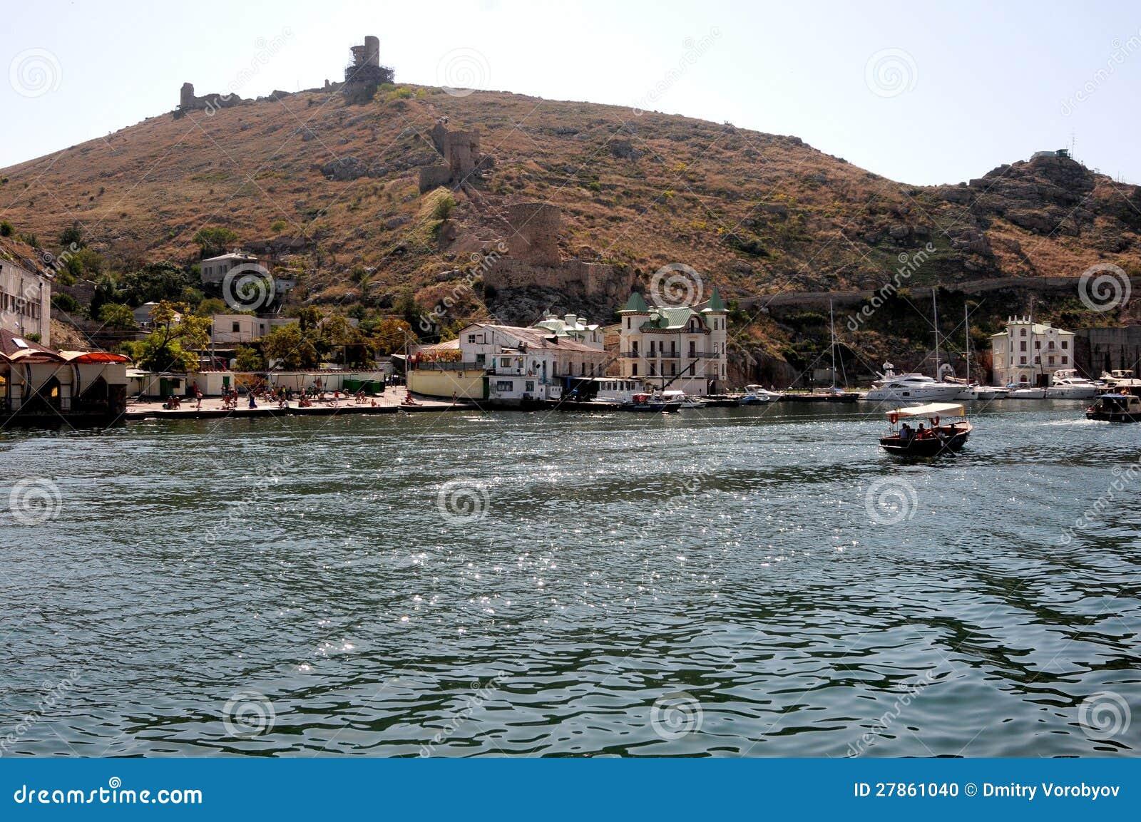 Genua forteca w Balaklave