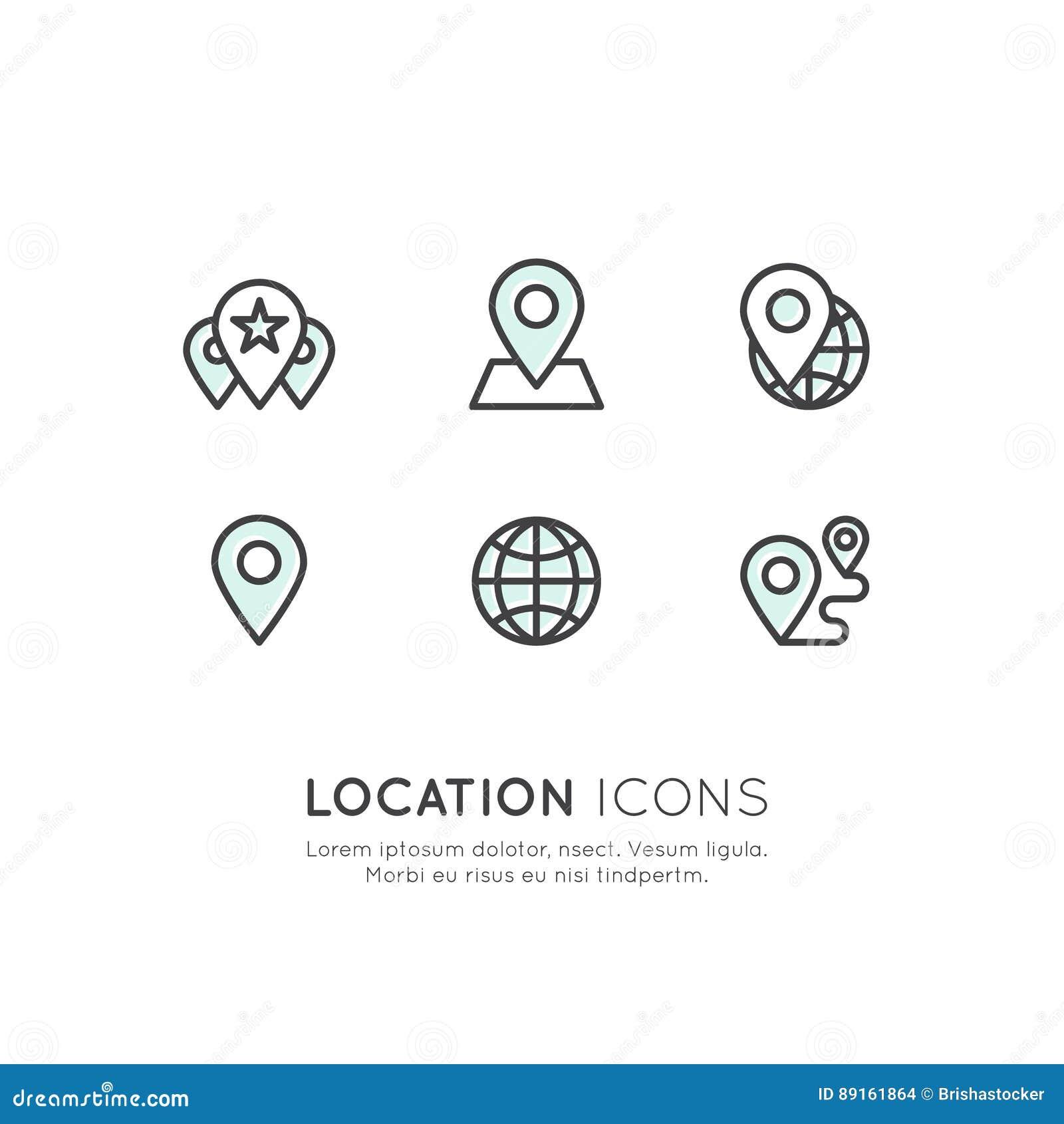 Geo lokaci etykietka, Zbliżeniowy marketing, Globalnej sieci związek, lokaci identyfikacja