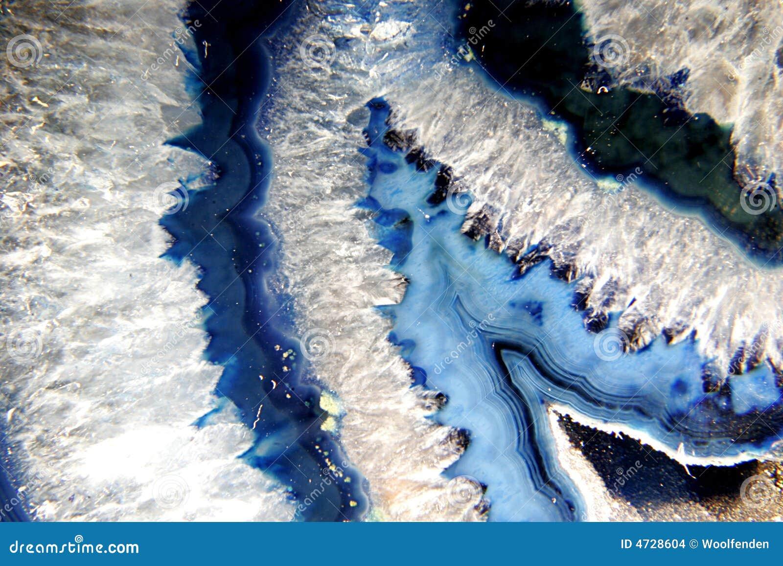 Geode azul