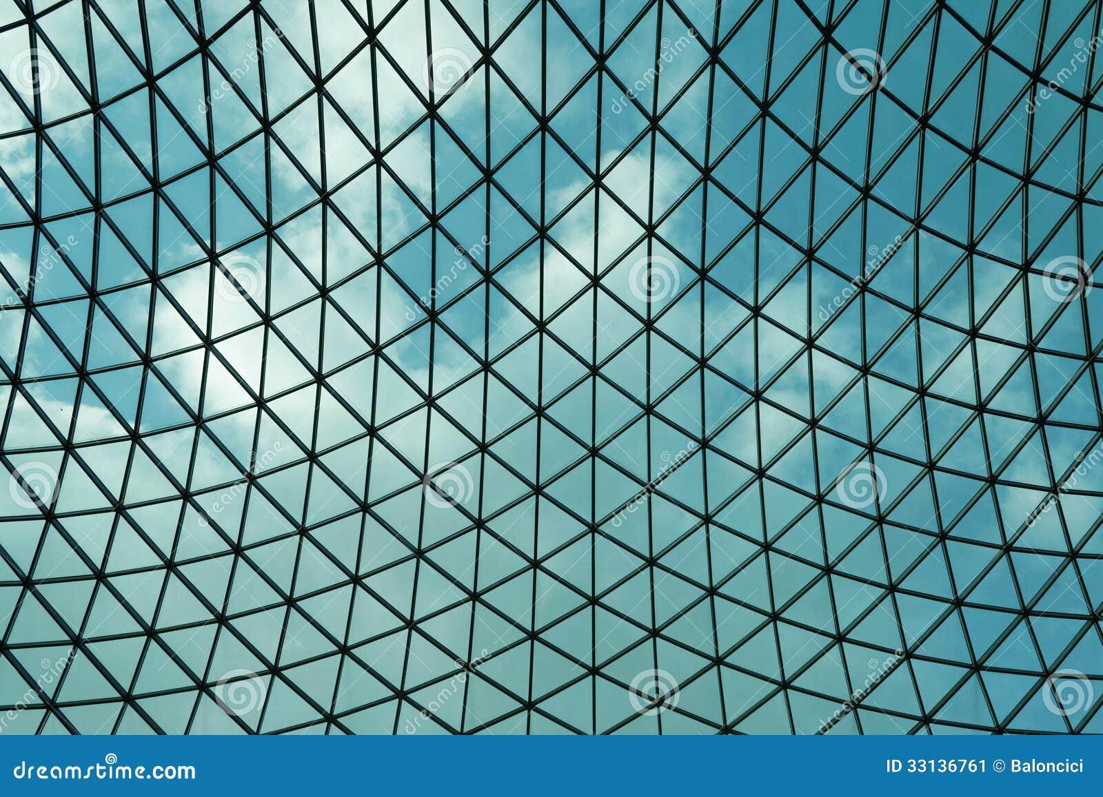 Geodesic Dome Stock Image - Image: 33136761