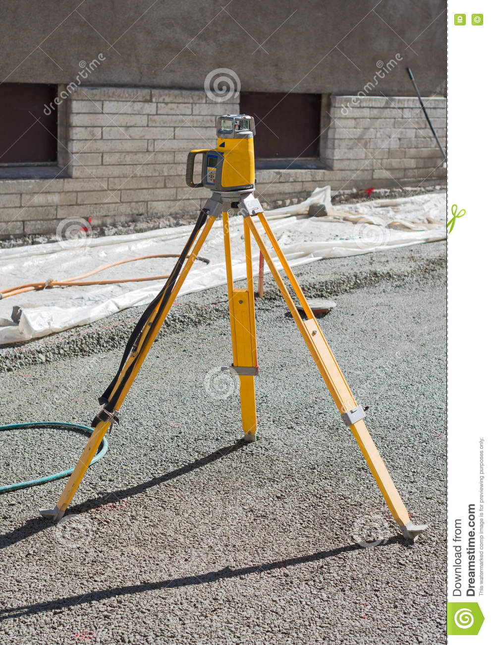 Geodetic device.