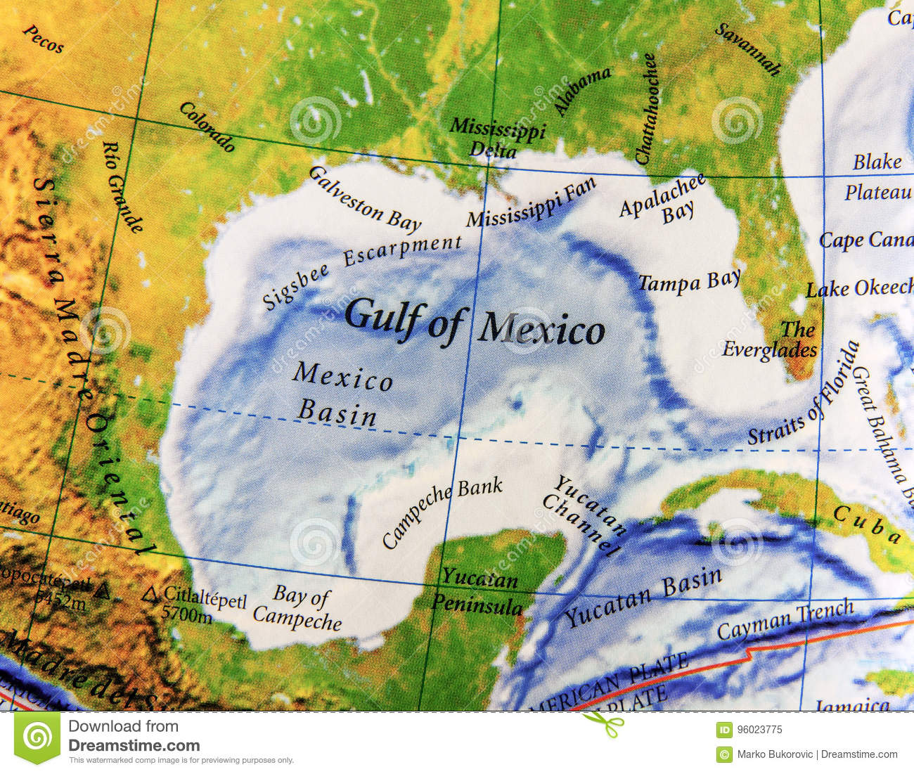 Picture of: Gulf Mexico Map Photos Free Royalty Free Stock Photos From Dreamstime