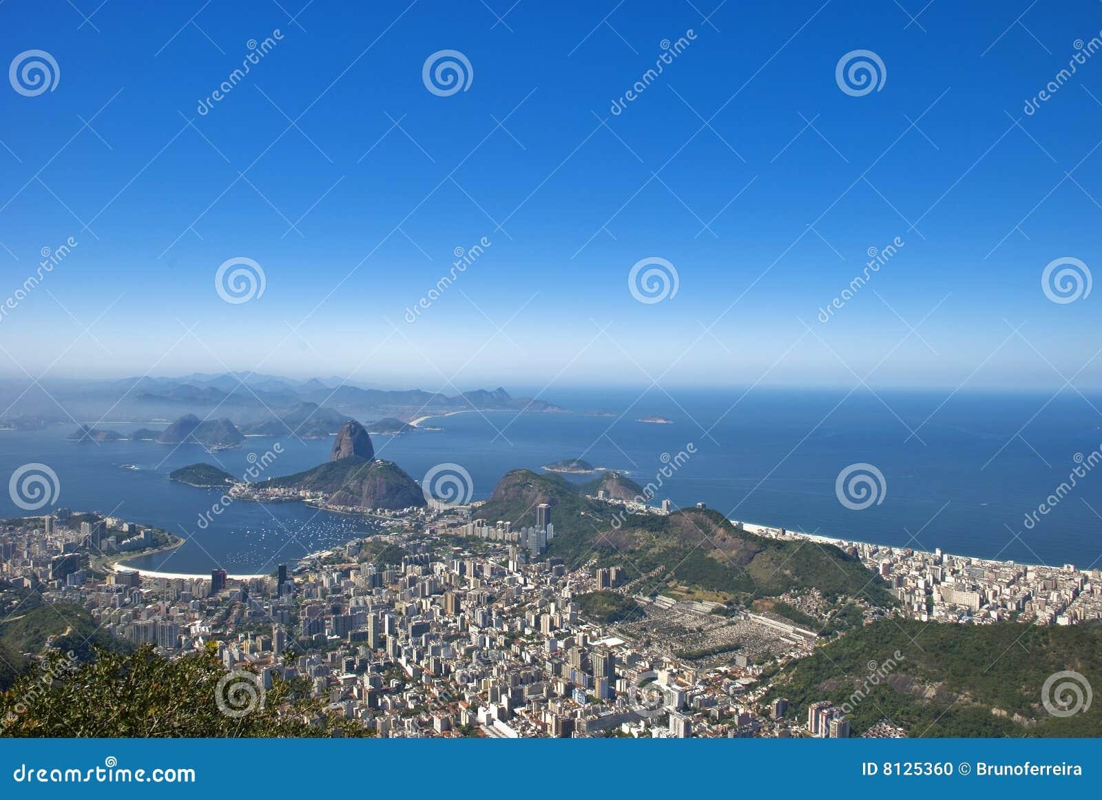 Geographie von Rio de Janeiro
