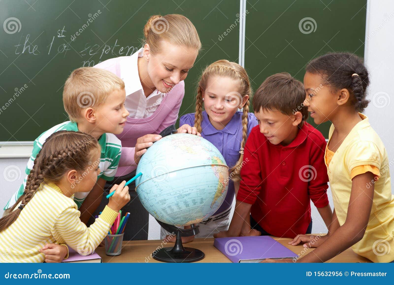 Geographielektion